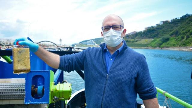Türk Bilim İnsanları: Marmara Denizi'ndeki Müsilajı Ekonomiye Kazandırabiliriz 7