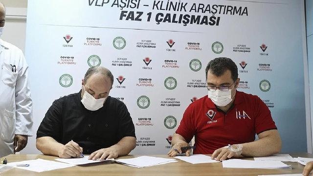 TURKOVAC'tan Sonra İlaç Gibi Haber: VLP Aşısı, Tüm Mutasyonlara Karşı Etkili 8