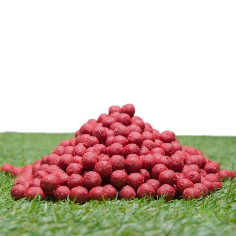 Red Mani Spy Boilies