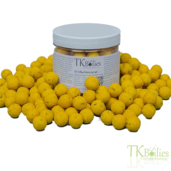 Yellow Victory Pop-ups