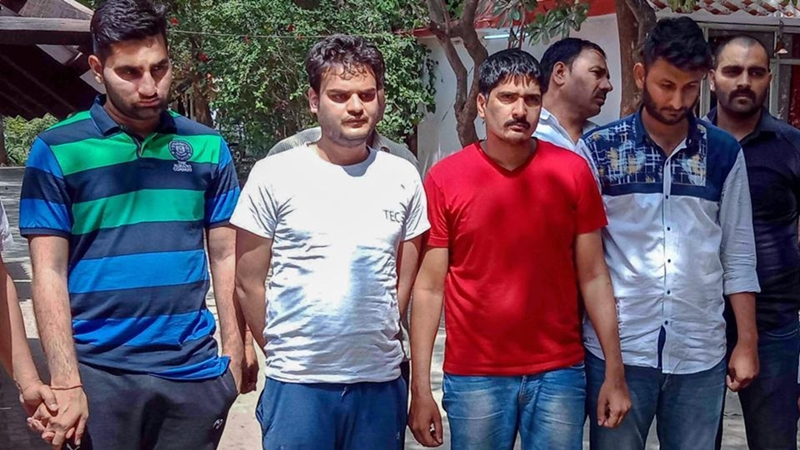 SSC exam fraud: 4 arrested