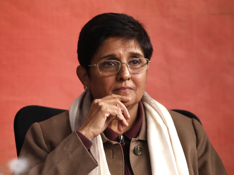 Kiran Bedi trolled as she congratulates 'Puducherrians' for France's FIFA victory