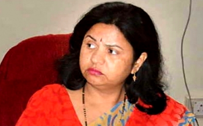 IAS officer Nirmala Meena sent to judicial custody