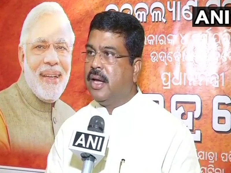 Centre working on long-term solution to fuel prices: Dharmendra Pradhan