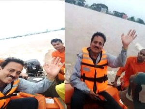 Minister lands in row over selfie videos during flood survey – The