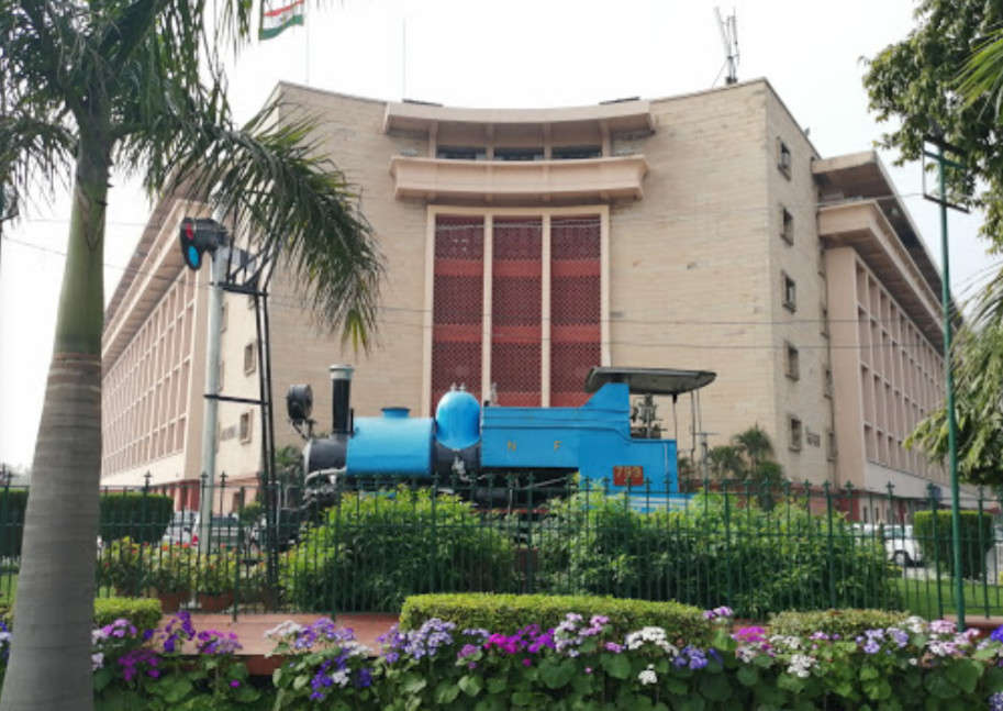 Rail Bhavan staffer tests positive for COVID-19; 5th case in less ...
