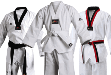 Taekwondo Uniform Sizing 101