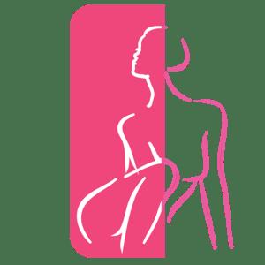 Pink logo the king platform
