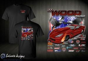 Custom JJ Wood T-Shirt