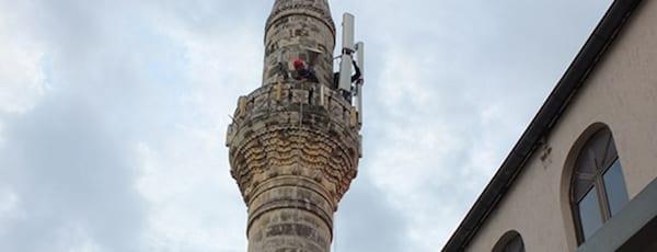 minare baz