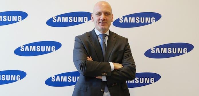 Samsung Electronics Türkiye Ağ Teknolojileri Direktörü Koray Kepenek