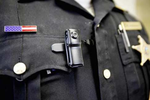 polis kamera