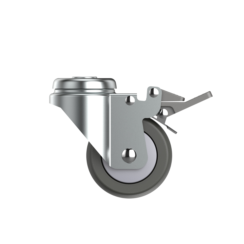 75mm 高科技產業及實驗室腳輪 - TKS Caster