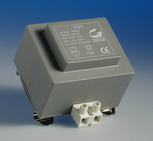 230v To 12v Ac Transformer