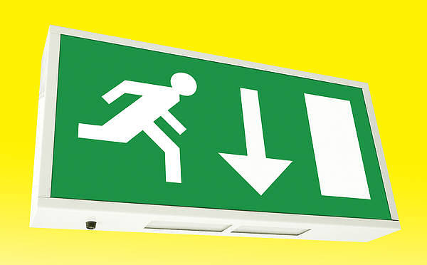 Led Emergency Exit Lights