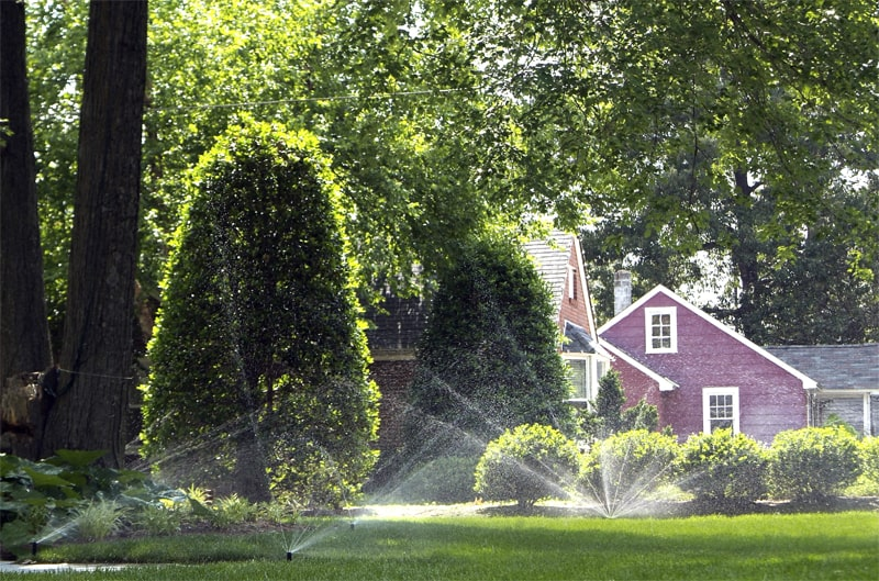 Lawn Sprinklers & Irrigation Services 2