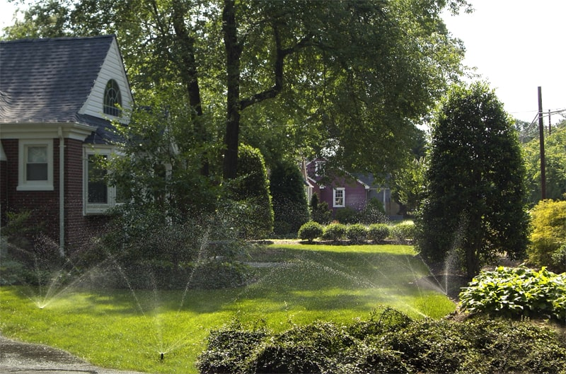 Lawn Sprinklers & Irrigation Services 4