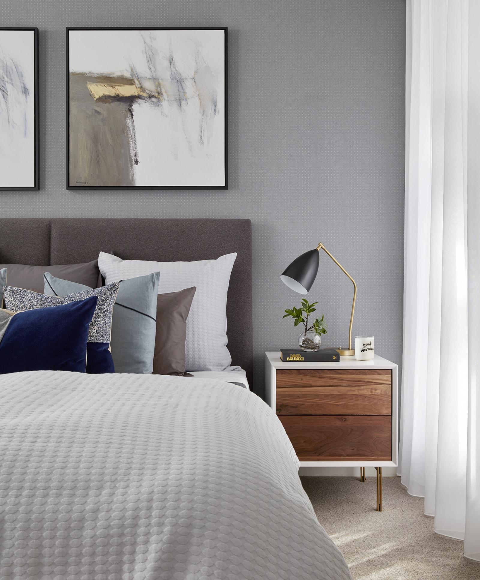 Bedroom Feature Wall Ideas 10 Stylish Options Tlc Interiors