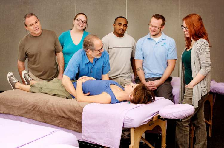 lauterstein-conway massage school offers courses that lead to zero balancing certification