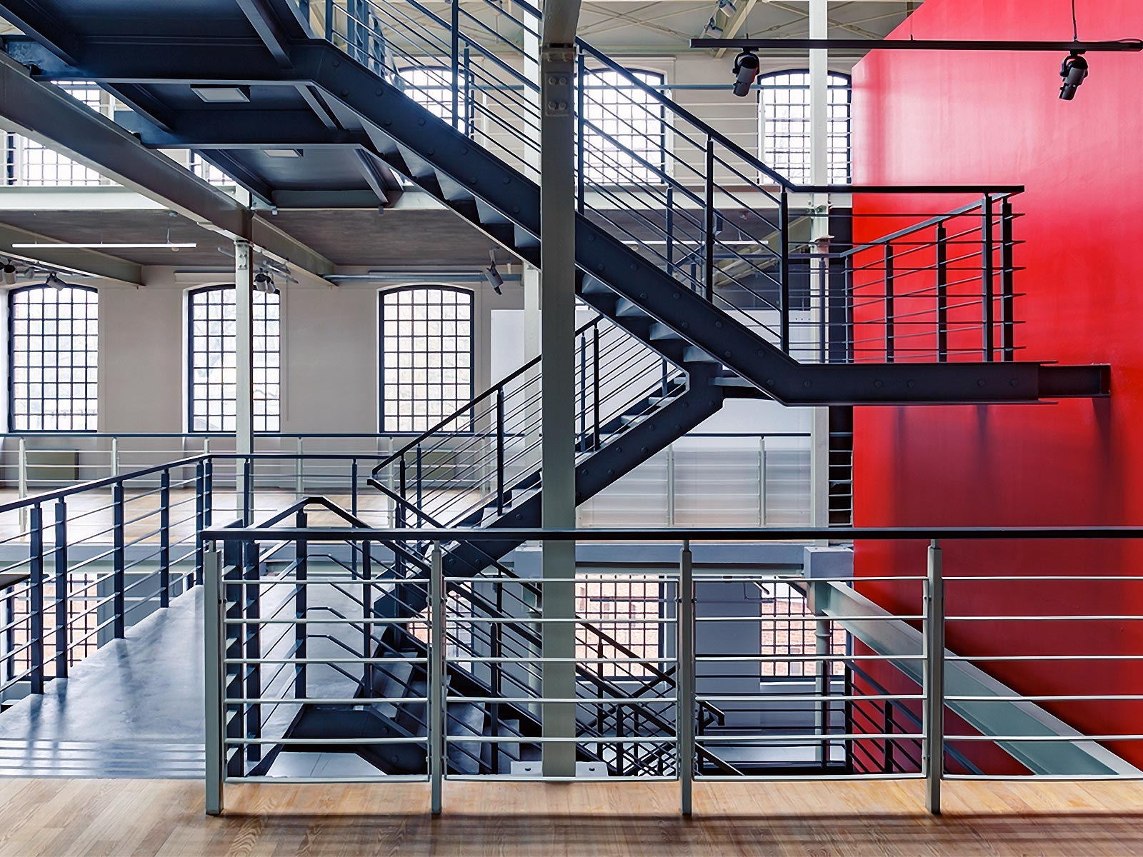 Learn The Top Benefits Of Powder Coating Railings | Powder Coated Handrails For Stairs | Ornamental Iron | Metal | Deck Railing | Wrought Iron Balusters | Balcony