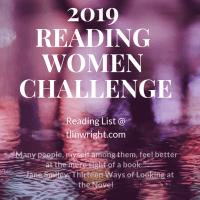 2019 Reading Women Challenge