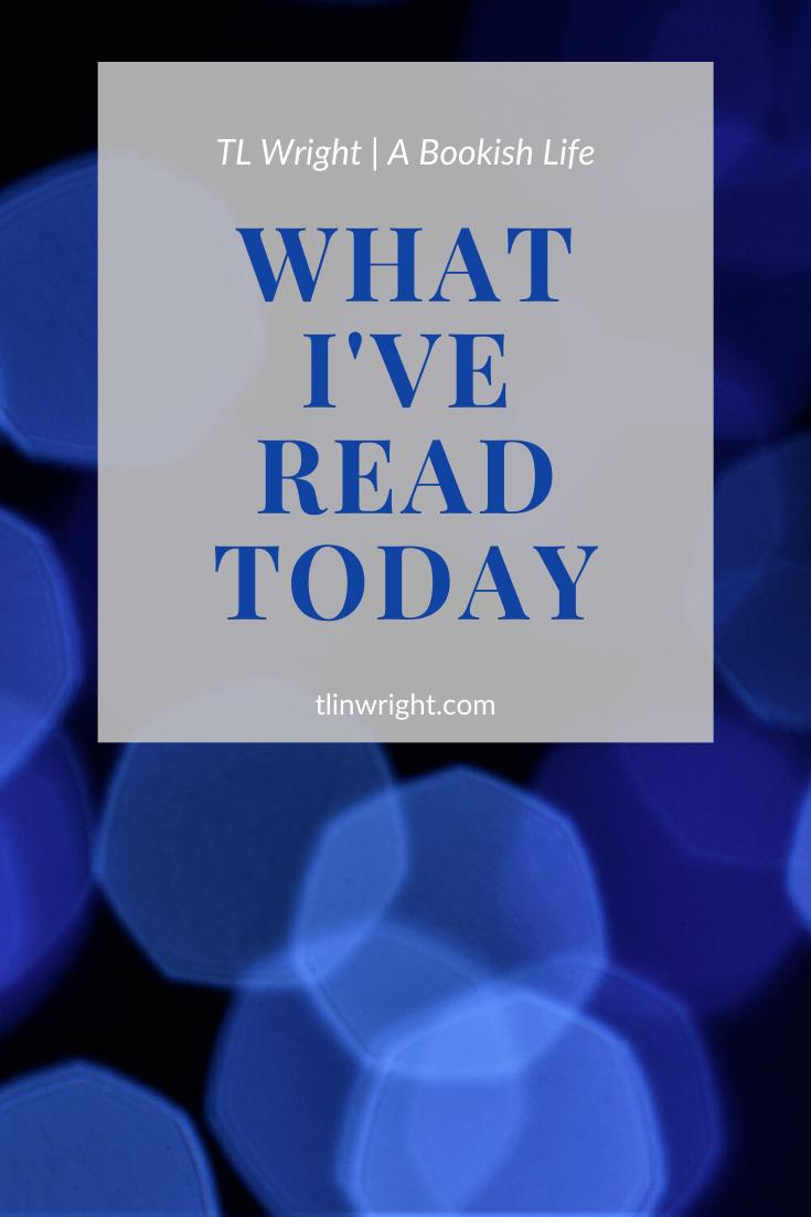 What I've Read Today:Bradbury trio + Harvard Classics