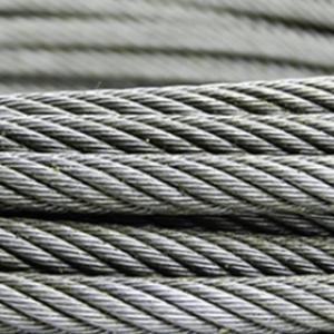 Câbles en acier