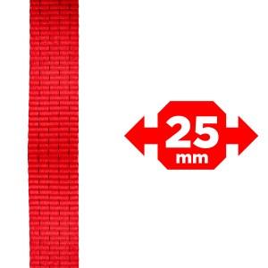 Sangles d'arrimages 25 mm