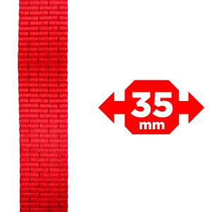 Sangles d'arrimages 35 mm