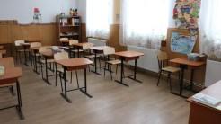 Școala din Izvoarele. FOTO Adrian Boioglu