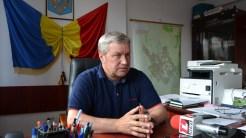 Primarul comunei Greci, Nicolaie Mocanu . FOTO Tlnews.ro