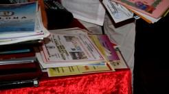 Diplome câștigate de copiii din Turcoaia la concursuri muzicale. FOTO Tlnews.ro