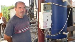 Sorin Ignat, viticultor din Niculițel. FOTO TLnews.ro