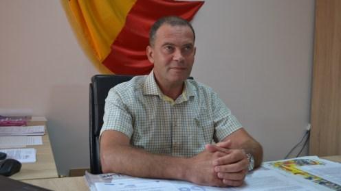 Primarul comunei Niculițel, Florin Pascale. FOTO TLnews.ro