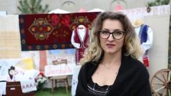 Emilia Călin, referent cultural la Căminul Cultural Niculițel. FOTO Adrian Boioglu