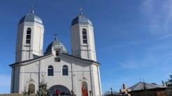 Biserica din satul Turda, comuna Mihai Bravu. FOTO Adrian Boioglu