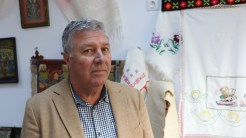 Primarul comunei Casimcea, Gheorghe Țilincă. FOTO Adrian Boioglu