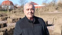 Ion Dănilă, primarul comunei Nufăru. FOTO Adrian Boioglu