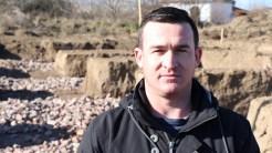 Ionuț Ciprian Solomencu, viceprimarul din comuna Nufăru. FOTO Adrian Boioglu