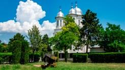 Mănăstirea Saon de la Niculițel. FOTO Adrian Neațu