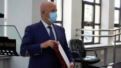 Horia Teodorescu, președintele Consiliului Județean Tulcea. FOTO Paul Alexe