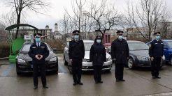 Avansări în grad și treceri în rezervă la ISU Tulcea. FOTO ISU Tulcea