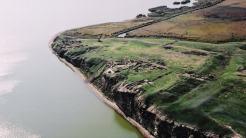 Cetatea Argamum. FOTO CJ Tulcea.