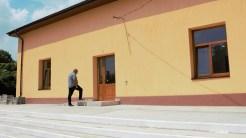 Căminul cultural din comuna Mihai Bravu. FOTO Paul Alexe