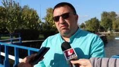 Eugen Ion, primarul din Jurilovca. FOTO Adrian Boioglu