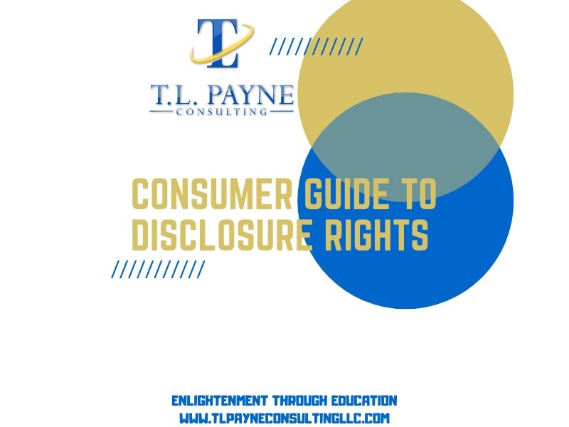 Consumer Guide to Disclosure Rights: Making the Most of your Mental Health and Substance Use Disorder Benefits