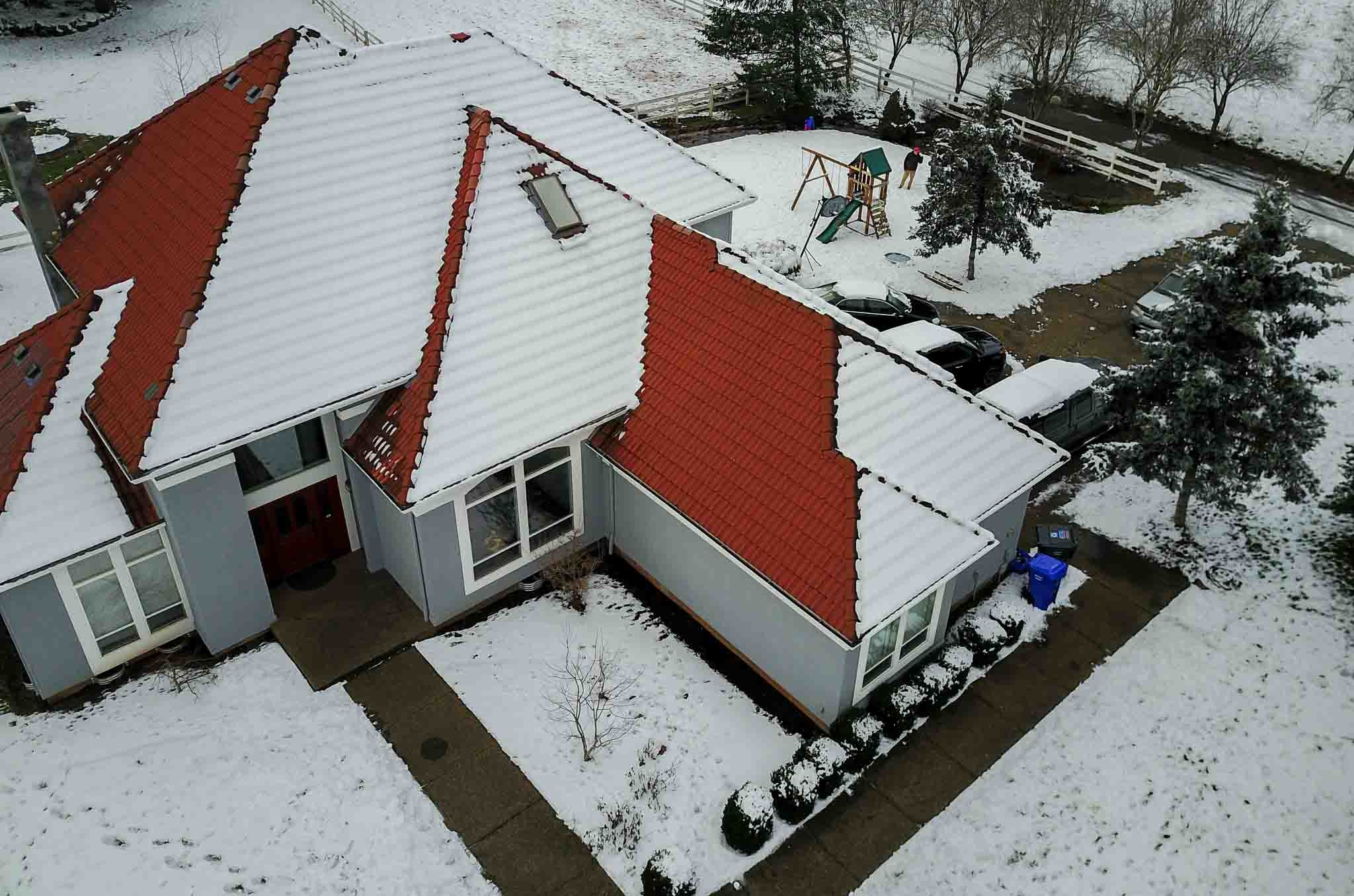 Oregon City Home by Drone 2