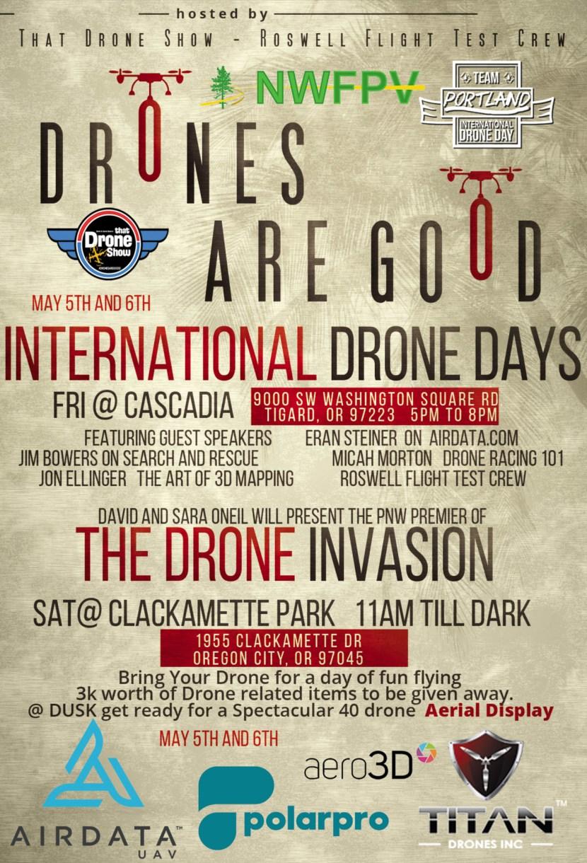 International Drone Day 2017