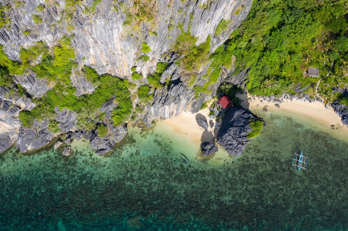Private Paradise in Philippines