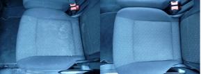Ford-S-Max Sitz vorher-nachher - Fahrzeugpflege Massler
